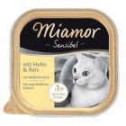Miamor Sensibel 6 x 100 g pour chat