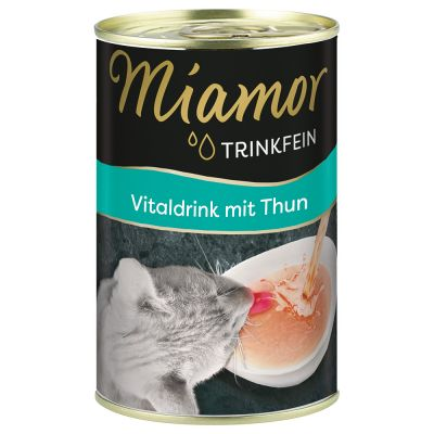 Miamor Trinkfein Vitaldrink 6 x 135 ml