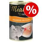 Miamor Trinkfein Vitaldrink 6 x 135 ml la preț special!