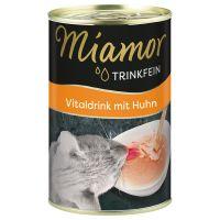 Miamor Vitaldrink napój dla kota, 6 x 135 ml