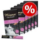 Miamor 36 x 15 g snacks em creme para gatos a preço especial!