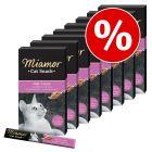 Miamor 48 x 15 g snacks en crema para gatos ¡a precio especial!