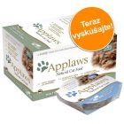 Miešané balenie Applaws Cat Pot Selection 8 x 60 g