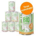 Miešané balenie na skúšku: zooplus Bio 6 x 400 g