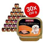 Mieszany pakiet Animonda vom Feinsten Adult 5 smaków, 30 x 150 g