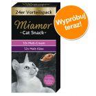 Mieszany pakiet Miamor Cat Snack pasty dla kota