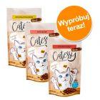 Mieszany pakiet próbny Catessy Chrupiący przysmak, 3 x 65 g