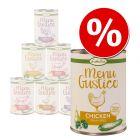 Mieszany pakiet próbny Lukullus Menu Gustico w super cenie!