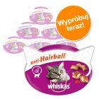 Mieszany pakiet próbny przysmaki dla kota Whiskas, 3 rodzaje