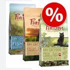 Mieszany pakiet próbny Purizon Adult dla kota, 3 x 400 g w super cenie!