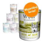 Mieszany pakiet próbny Wolf of Wilderness Adult