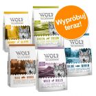 Mieszany pakiet Wolf of Wilderness Adult
