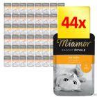 Mieszany zestaw Miamor Ragout Royale w galarecie, 44 x 100 g