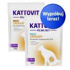 Mieszany zestaw próbny Kattovit Urinary, 2 x 1,25 kg