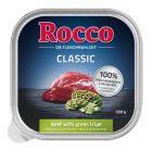 Mieszany zestaw próbny Rocco Classic tacki, 9 x 300 g