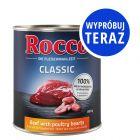 Mieszany zestaw próbny Rocco Classic, 6 x 800 g