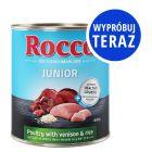 Mieszany zestaw próbny Rocco Junior, 6 x 800 g
