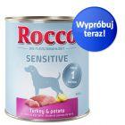Mieszany zestaw próbny Rocco Sensitive, 6 x 800 g