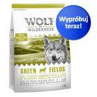 Mieszany zestaw próbny Wolf of Wilderness Adult