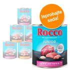 Miješano pakiranje Rocco Junior 6 x 800 g