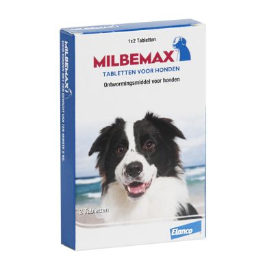 Milbemax Large Dog (NL)