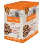 Mix: 3 varianter: Nature's Variety Original Paté No Grain M/L Adult
