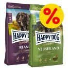 Mix-Doppelpack Happy Dog Supreme Sensible 2 x 12,5 kg