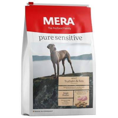 Mix-Doppelpack MERA pure sensitive Adult 2 x 12,5 kg