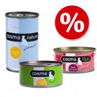 Mixed Pack - Cosma Original + Cosma Thai + Cosma Nature