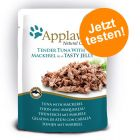 Mixpack Applaws Jelly Pouch 12 x 70 g
