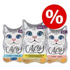 Mixpack Catessy Schälchen Paté mit Kalb, Huhn und MSC Kabeljau