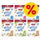 Mix-Paket Animonda Milkies Knuspertaschen