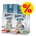 Mixpaket Happy Cat Indoor 2 x 4 kg