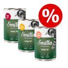 Mixpaket Smilla Schnurrtöpfchen 60 x 400 g