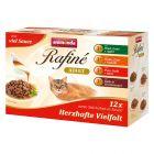 Mixpakke: Animonda Rafiné Adult 12 x 100 g