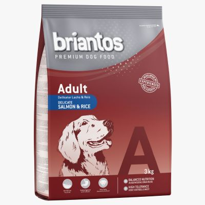 Mix-Probierpaket Briantos Adult 3 x 3 kg
