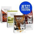 Mix-Probierpaket Wolf of Wilderness Adult