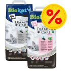 Mix-Sparpaket Biokat´s DIAMOND CARE Fresh + Classic Katzenstreu