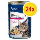 Mix-Sparpaket Feline Porta 21 24 x 400 g