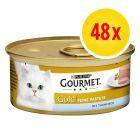 Mix-Sparpaket Gourmet Gold 48 x 85 g