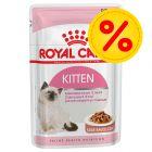 Mix-Sparpaket Royal Canin Kitten