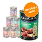 Mješovito pakiranje Animonda GranCarno Original Adult 6 x 400 g