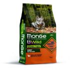Monge Superpremium BWild Grain Free All Breeds con Anatra e Patate