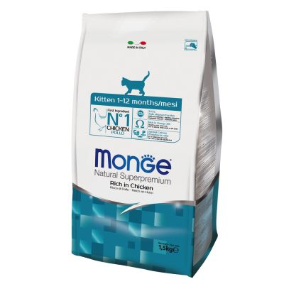 Monge Natural Superpremium Kitten