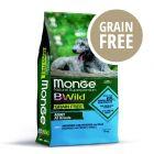 Monge Superpremium BWild Grain Free All Breeds Adult Acciughe con Patate e Piselli