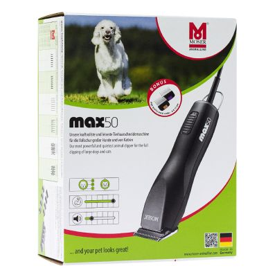 Κουρευτική Μηχανή Moser max50 οικονομικά στη zooplus