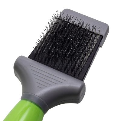 Moser Premium Double-Sided Wire Brush