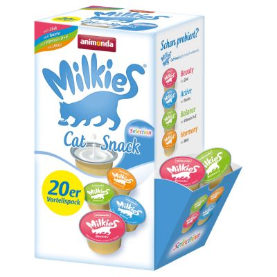 Multi pakiranje Animonda Milkies Selection