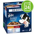 "Multi pakiranje Felix ""So gut… Doppelt lecker"" 24 x 100 g"