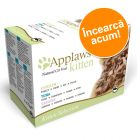 Multipack Applaws Kitten Conserve 6 x 70 g